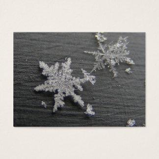Snow Flake 45 ~ ATC Business Card