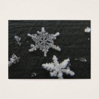 Snow Flake 56 ~ ATC Business Card