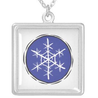 Snow Flake Custom Jewelry