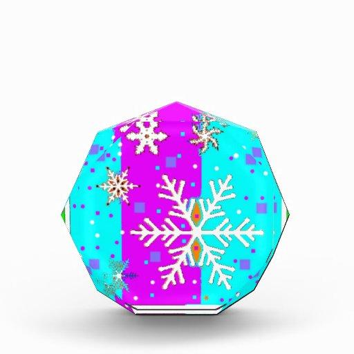 Snow Flake holiday's by Sharles Award