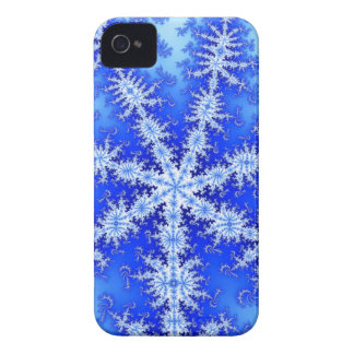 Snow Flake iPhone 4 Cover