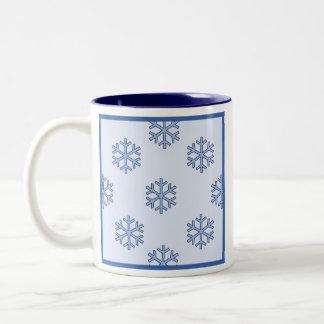 Snow Flake Mug