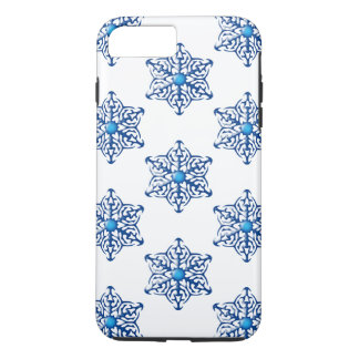 Snow Flakes iPhone 8 Plus/7 Plus Case