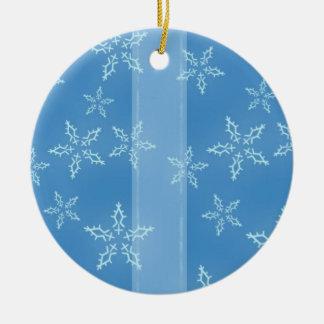 Snow Flakes Ornament
