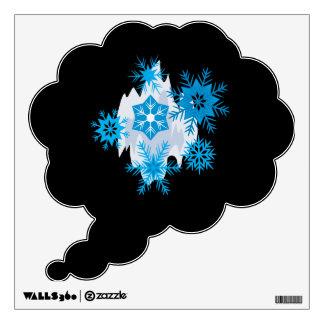 Snow Flakes Wall Decor