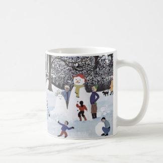 Snow Follies Coffee Mug