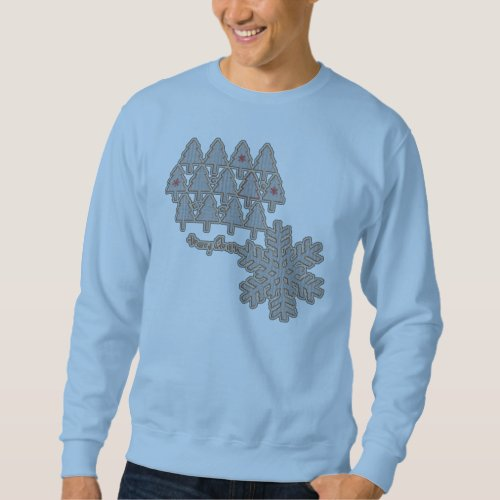Snow Forest Christmas Ugly Sweater After Christmas Sales 2378