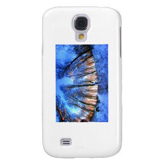 Snow Forest Samsung Galaxy S4 Case