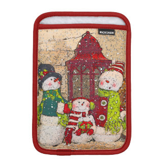 SNOW FRIENDS SLEEVE FOR iPad MINI