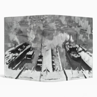 Snow from Brooklyn Heights 1922 Binder