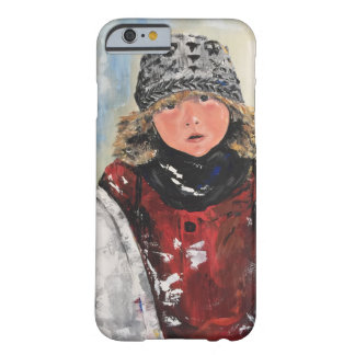 Snow Fun Barely There iPhone 6 Case