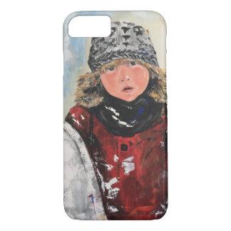 Snow Fun iPhone 7 Case