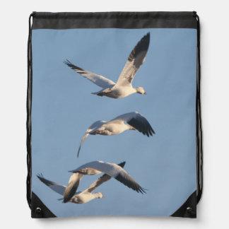 Snow Geese Birds Backpack