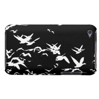 Snow Geese Birds Wildlife Animals Flying Barely There iPod Case