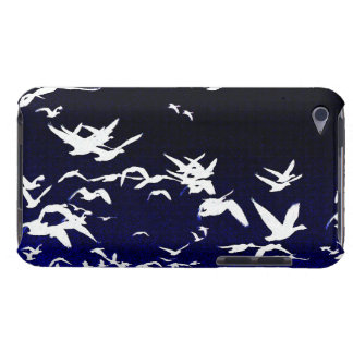 Snow Geese Birds Wildlife Animals Flying iPod Touch Cover