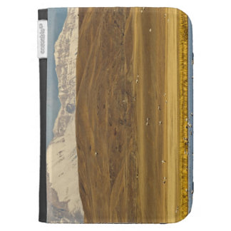 Snow geese during spring migration kindle case