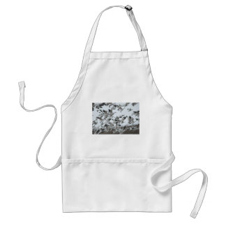Snow Geese Migration Adult Apron