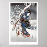 Snow Geisha Poster 2