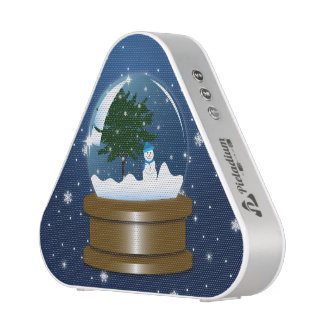 Snow Globe Bluetooth Speaker