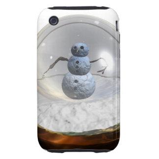 Snow Globe iPhone 3 Tough Case