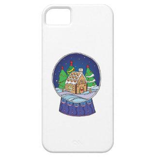 Snow globe iPhone SE/5/5s case