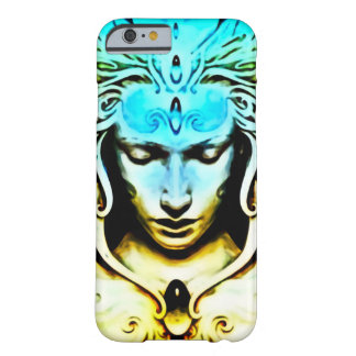 Snow Goddess Barely There iPhone 6 Case