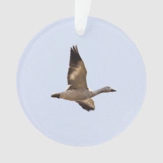 Snow Goose Ornament