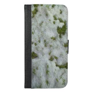 Snow grass iPhone 6/6s plus wallet case