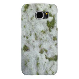 Snow grass samsung galaxy s6 case
