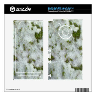 Snow grass decals for toshiba REGZA