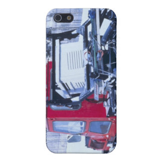 Snow Groomer iPhone SE/5/5s Cover