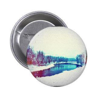 Snow H2O Pinback Button