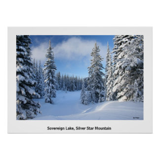 Snow Heaven Print