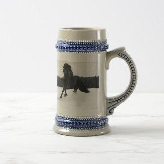 Snow Horse Collection Mug