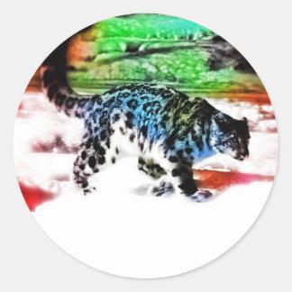 Snow Hunter 1 Stickers