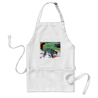 Snow Hunter 2 Adult Apron