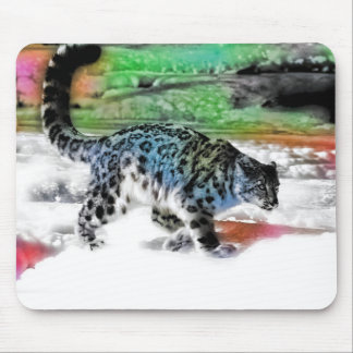Snow Hunter 2 Mouse Pad