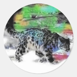 Snow Hunter 5 Stickers
