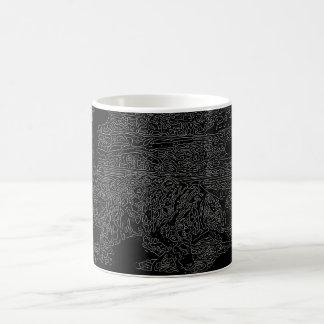 Snow Hunter 6 Coffee Mug