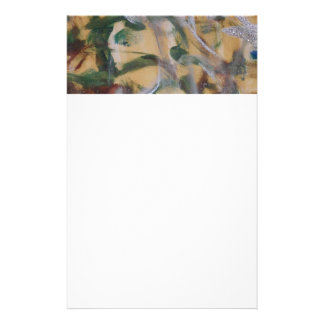Snow In Fall - Graphic Design Stationery Paper