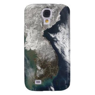 Snow in Korea Samsung Galaxy S4 Case