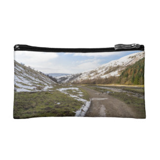 Snow In Swaledale Cosmetic Bag