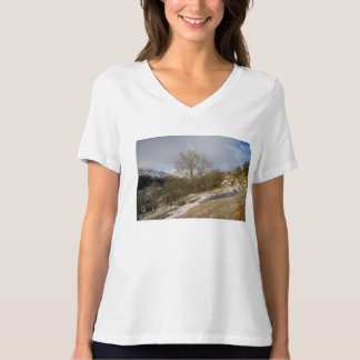 Snow In Swaledale T-Shirt