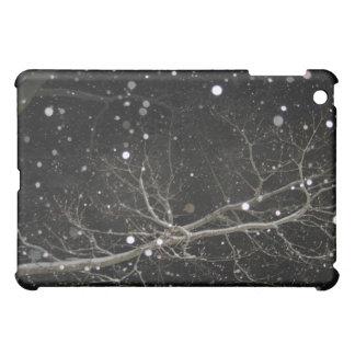 Snow in the Night iPad Mini Cover