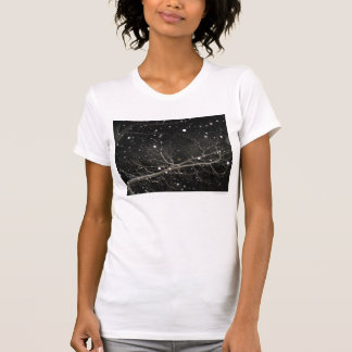 Snow in the Night T Shirts