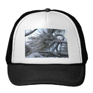 Snow in the Pines 2 Trucker Hat
