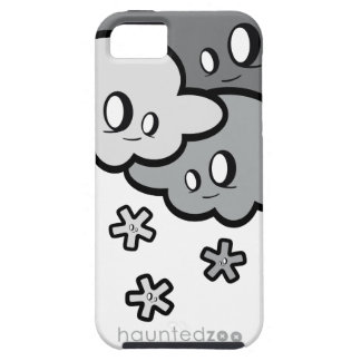 Snow Iphone 5 Cover by haunted zoo