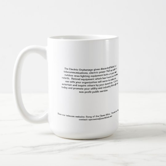 """Snow Job"" Coffee Mug"