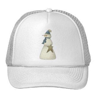Snow Kids · Snowman with Star Mesh Hat