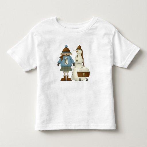Snow Kids Toddler Twofer T-Shirt